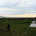 Camping au nord de Terre-Neuve