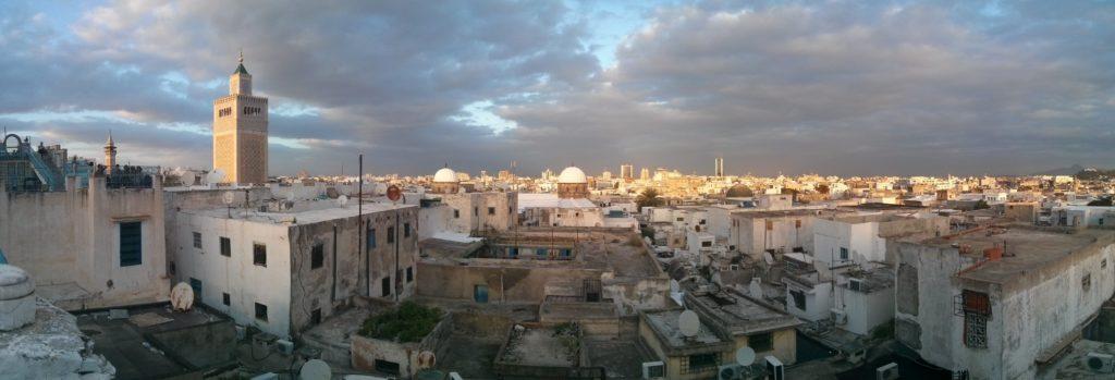 Panorama de Tunis