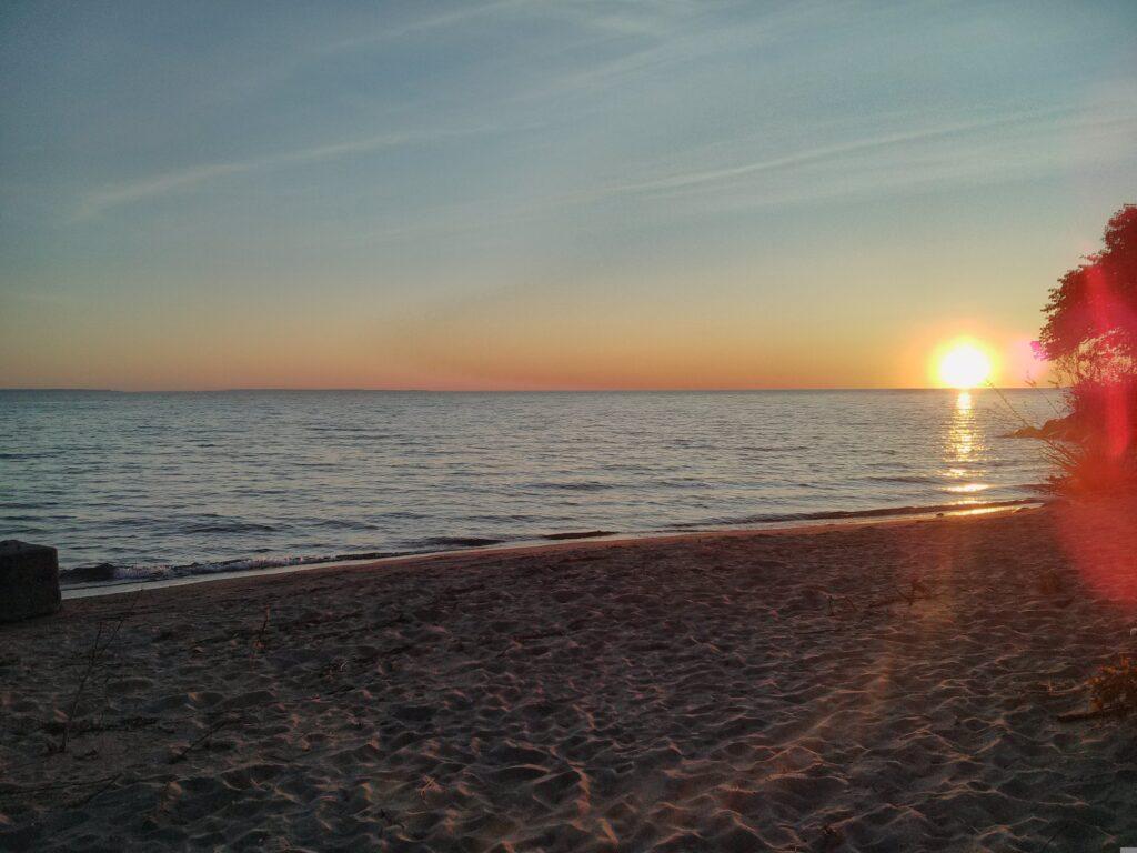Tour du Nord du Québec et de l'Ontario – Jour 8 (l'île Manitoulin à Simcoe County)
